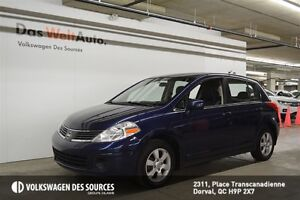 2008 Nissan Versa SL, A/C, MAGS, NO ACCIDENTS!