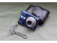 Olympus X-43 Digital Camera 14MP 5X Optical Zoom Blue