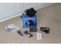 Canon Powershot camera SX30IS in near perfect condition