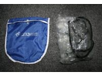 Genuine Maxi Cosi car seat RAINCOVER with storage bag *can post*