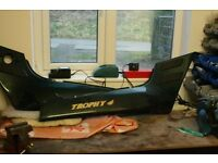 Triumph Trophy 1200/4 tourer