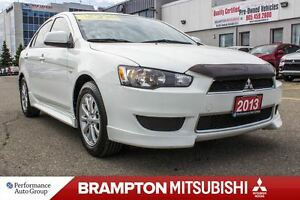 2013 Mitsubishi Lancer SE|CRUISE CTRL|BLUETOOTH|HTD SEATS|ALLOYS