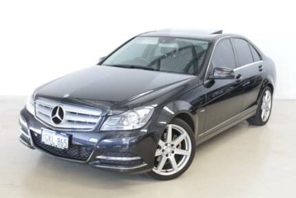 2011 Mercedes-Benz C250 CDI BlueEfficiency