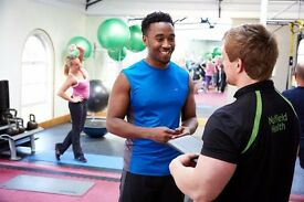 Become a Fitness Instructor | Nuffield Health | Guaranteed Interviews!