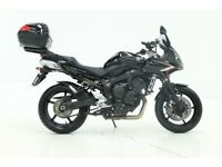 Yamaha FZ6 S2 ABS with Extras and ONLY 3504 Miles, PRICE PROMISE