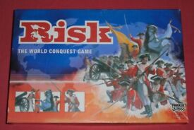 'Risk' Board Game