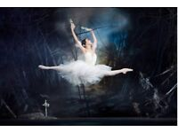 GISELLE TICKETS ROYAL OPERA HOUSE ROH 21Feb 7:30 pm opera stalls