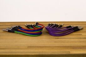 Canford MUSA 3G HD 300mm Patch Cord (set of 12)
