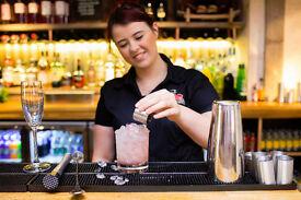 Full and Part Time Bar/ Waiting Staff - Up to £7.50 per hour - Baroosh - Hertford, Hertfordshire