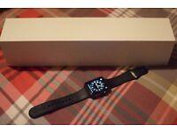 Apple iWatch 42mm Sport Black - With Box, still in Warranty