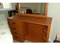 DRESSING TABLE