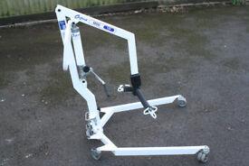 Oxford Mini 125 Hydraulic Hoist Portable Useful Motorcycle Engine Garage Tool