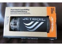 JETBOIL FLASH New and unopened