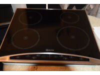 Induction hob NEFF