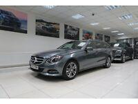 MERCEDES-BENZ E CLASS 2.1 E220 CDI BlueTEC SE 7G-Tronic Plus 5dr Auto (grey) 2015