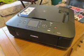 Canon PIXMA MG6450 All in One Wireless Printer - Black