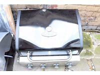 outback 4 burner BBQ accessories missing