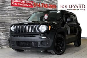 2015 Jeep RENEGADE SPORT MANUELLE FWD