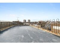 Newly Refurbished! 2 Double Bedroom Split Level Apartment - South Facing Roof Terrace - Fulham SW6