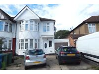 Four Bedroom Semi-Detached House to Rent, Kenton Park Road, Harrow HA3