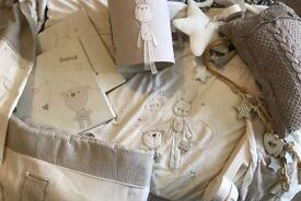 Mamas & Papas Millie & Boris Baby Bedroom Collection Great Condition