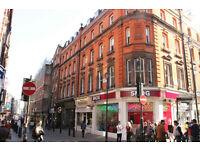 1 bedroom flat in Rupert Street, Soho W1D 7PG