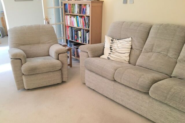 Admirable G Plan Chloe 3 Seater Sofa And Arm Chair Nearly New In Wimborne Dorset Gumtree Machost Co Dining Chair Design Ideas Machostcouk