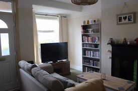 2 bedroom terraced house, extended kitchen, gch, close to city