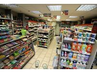 Fully Equipped Off License grocery shop & 2 Bedrooms 1st Floor Flat with Massive backyard, Bexley--
