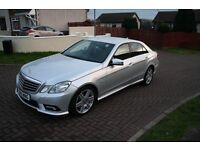 Mercedes-Benz E Class 2.1 E250 CDI BlueEFFICIENCY Sport