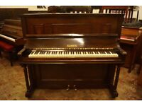 Sames antique rosewood upright piano - Tuned & UK delivery available