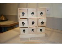 Mini Wooden Chests