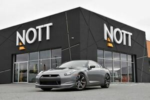 2009 Nissan GT-R AWD, Snow Mode, On-board Telemetry, Bose Sound,
