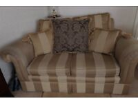 2 seater and 3 seater sofas in excellent condition. Cost new £5000 will accept £500 ONO.