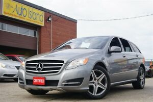 2012 Mercedes-Benz R-Class 350 BlueTEC, Low KMs, AWD, Navi, Rear