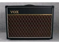 Vox AC15C1 amplifier with 5 months warranty