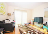 A bright and spacious furnished one bed apartment situated in the popular Meridian South Development