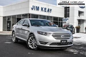 2016 Ford Taurus LIMITED AWD W/NAV, ROOF & LEATHER