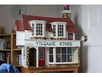 Dolls House/Shop