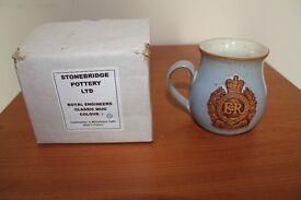Stonebridge Pottery Royal Engineers Classic Mug