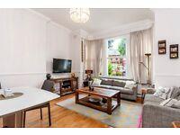 Lovely THREE bedroom Garden Flat in Walm Lane, Kilburn £580 pw