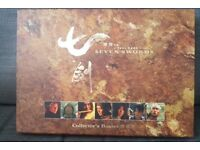 Very rare seven swords collectors edition dvd set