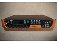 AVID / Digidesign Eleven Rack Guitar Effects Processor and Audio/Midi Interface for Pro Tools.
