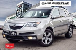2012 Acura MDX Tech 6sp at Accident Free| DVD|Navigation