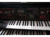 techinics sx-e70 electric organ