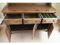 Oak Ercol Dresser - Superb Condition