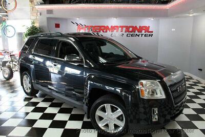 AWD 4dr SLT-2 SUV Manual Gasoline 3.0L V6 DOHC 24V Carbon Black Metallic