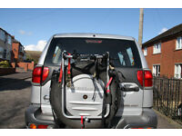 4x4 bike carrier
