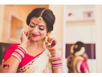 Asian Wedding Photography & Bridal Make Up in London