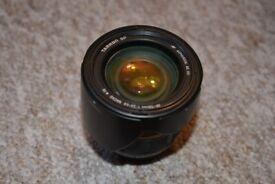 Tamron AF 24-135mm f/3.5-5.6 SP AD Aspherical (IF) Nikon Fit Full Frame